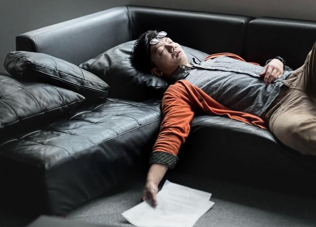 睡眠不足 勃起力の低下
