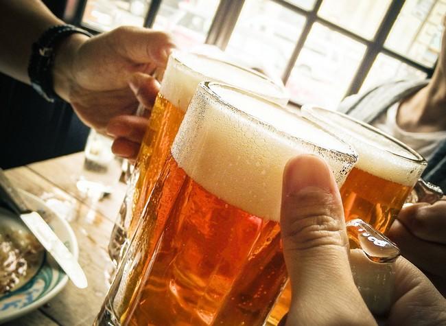 勃起力が低下 アルコール