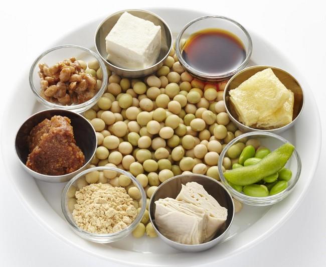 アルギニンを多く含む食べ物