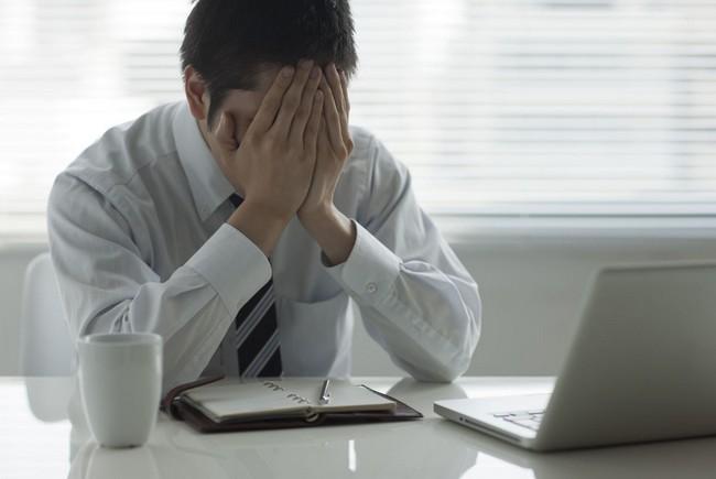 精力減退 ストレス