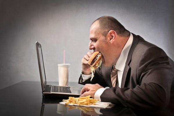 精力減退 食生活
