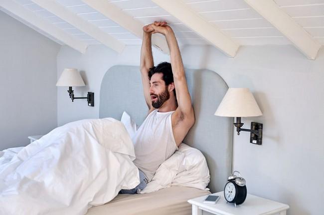 質の高い睡眠 勃起力アップ