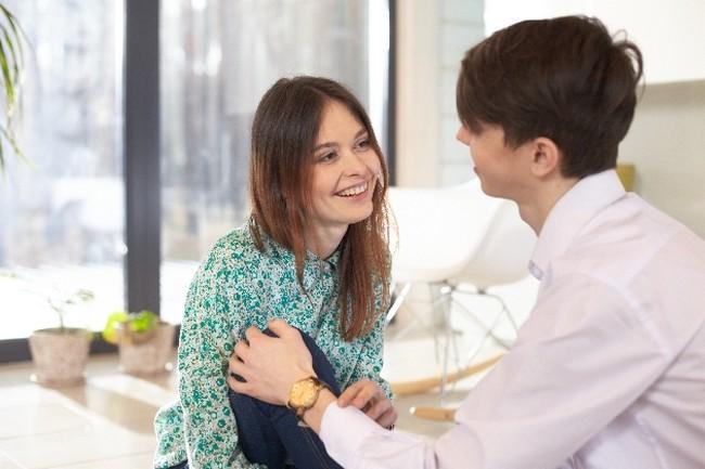 パートナーとのコミュニケーション