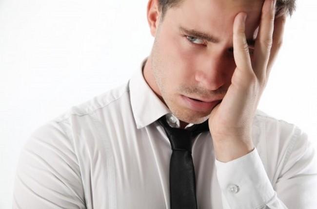 慢性的なストレス ED