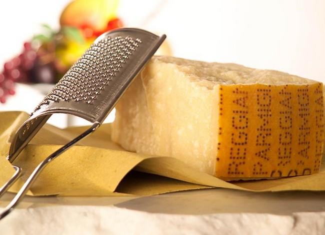 パルメザンチーズ 亜鉛