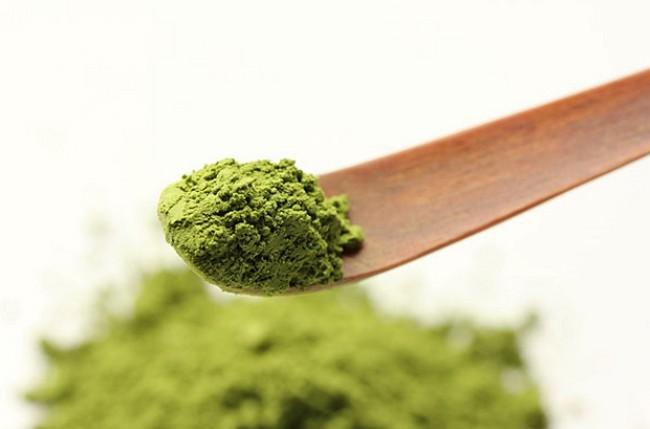 亜鉛 抹茶粉