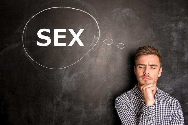 イメージトレーニング セックス
