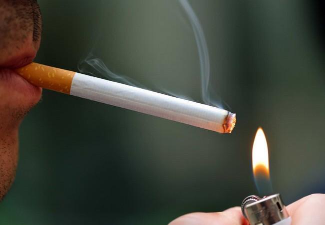 タバコ 勃起力低下