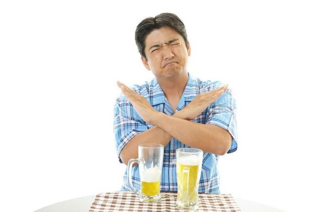アルコールを控える ED改善