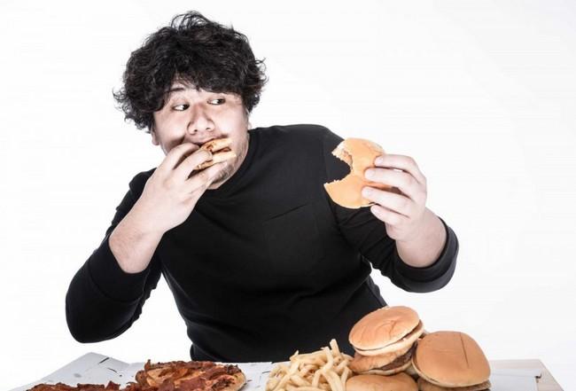 食生活の乱れ ED