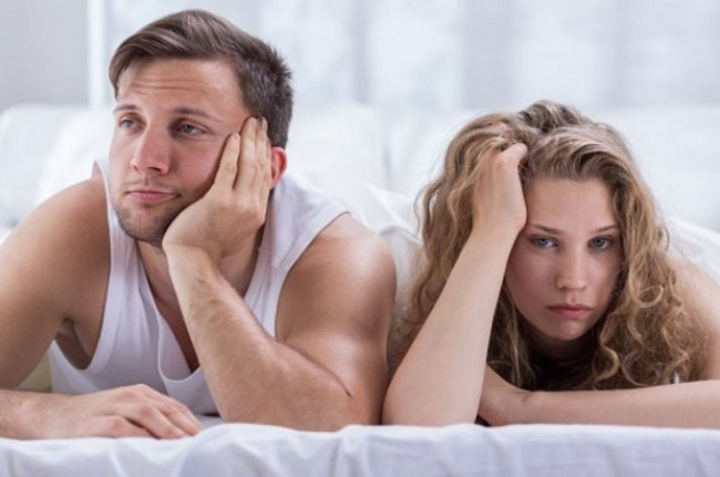 セックスのマンネリ化が原因