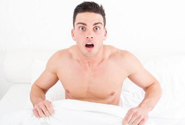 20代男性 朝立ち