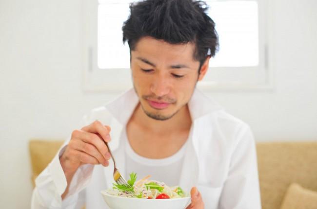 食生活の改善 男性ホルモン