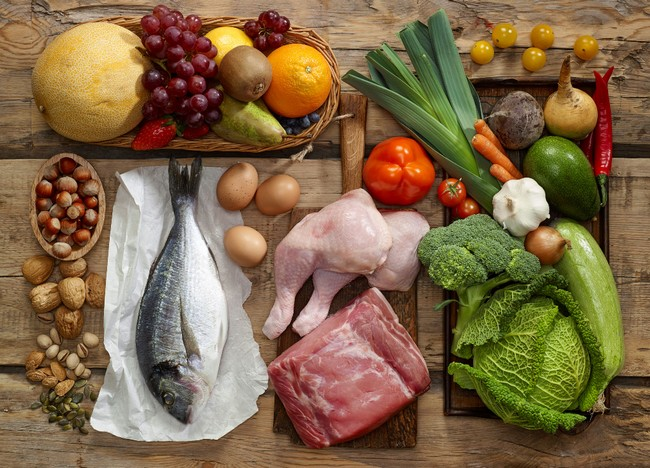 必須アミノ酸を多く含む食品