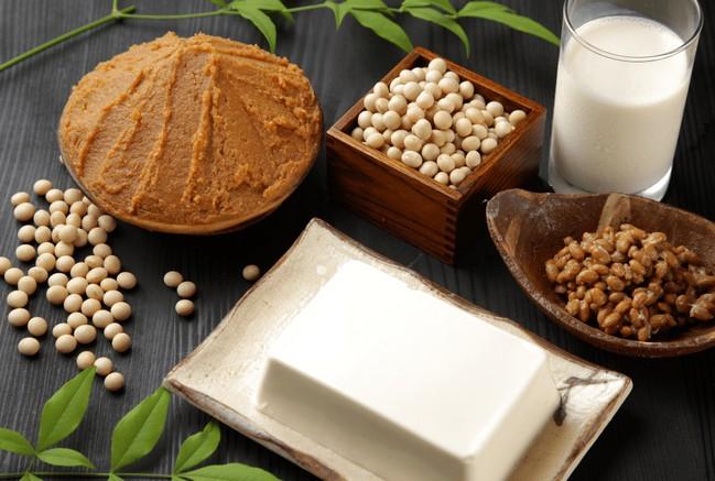 大豆製品 女性ホルモンの増加
