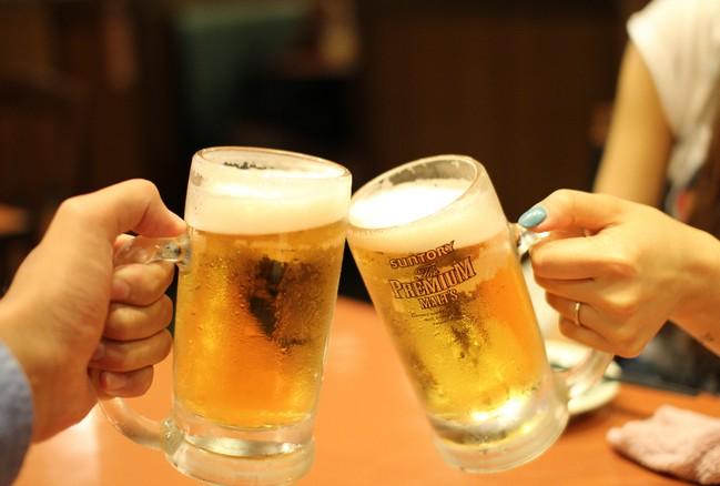 亜鉛 アルコールを分解