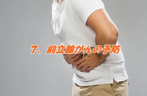 毎日オナニー 前立腺がん予防